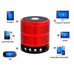 Aim-Tech ws-887 Bluetooth Speaker USB Micro SD Card Speaker
