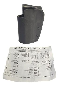 "Blade-Tech Black Belt Holster RH 1-1/2"" FBI - Fits Colt 1911"