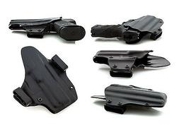 "Blade-Tech Eclipse OWB Holster W/1.5"" E-Loops-Glock-1911-Spr"