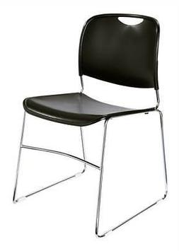 National Public Seating Hi Tech 8500 Series Compact Stack Ch