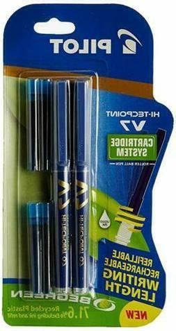 Hi Tech Ponit V 7 Cartridge Pilot Pens Writing Exam Special