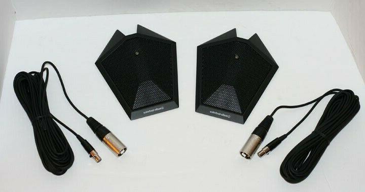 audio technica at871ug uniplate unidirectional microphone ne