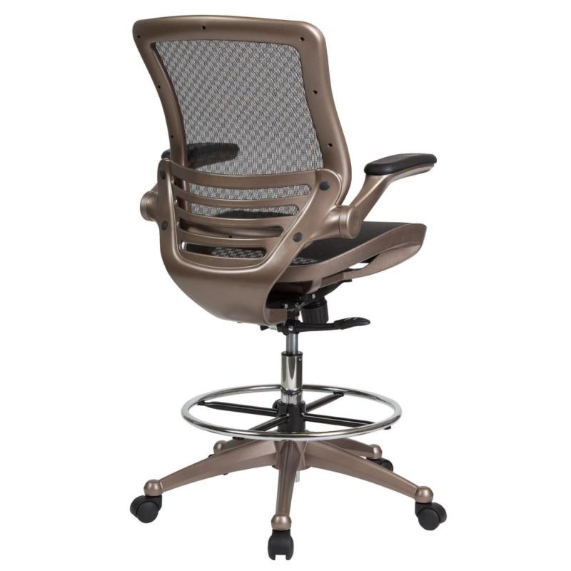 Chair Lab-Tech Drafting Graphic-Arts Breathable