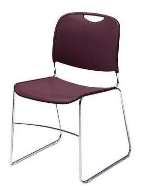 Hi-Tech Chair w Back - Set of 4