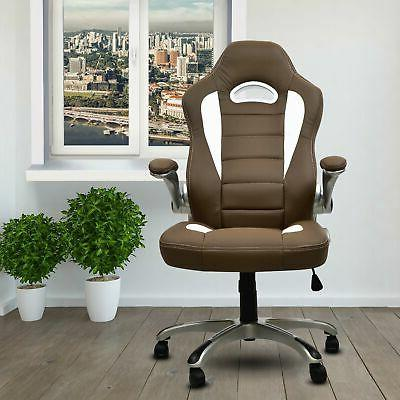 high back executive sport race office chair