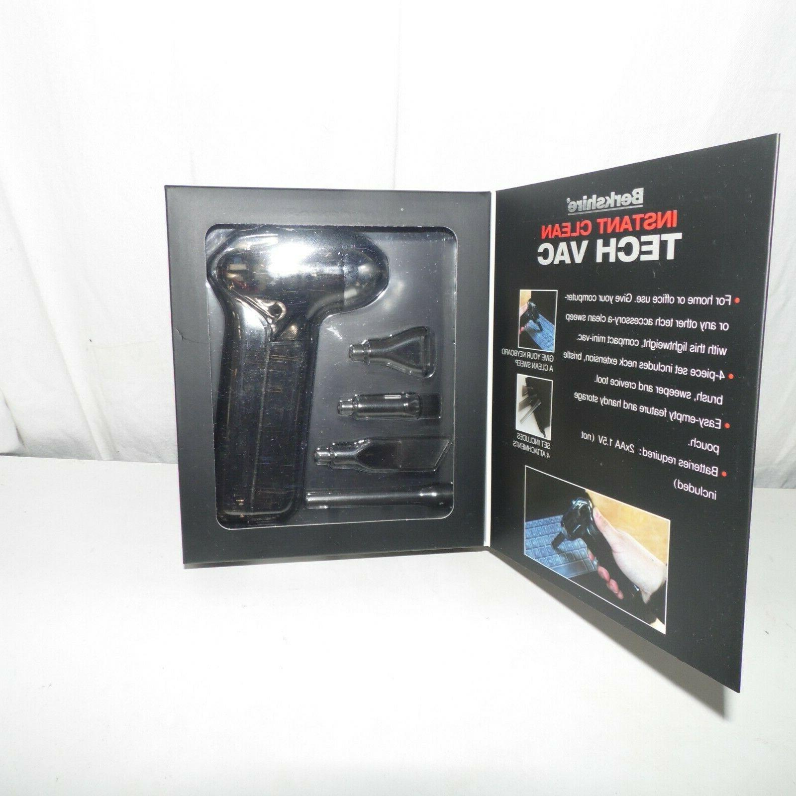 instant clean tech vac home or office