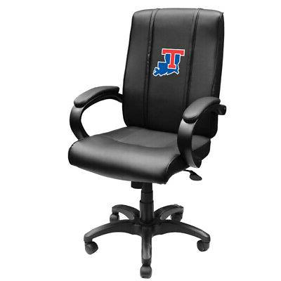 louisiana tech bulldogs collegiate office chair 1000