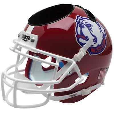 louisiana tech bulldogs mini football helmet desk
