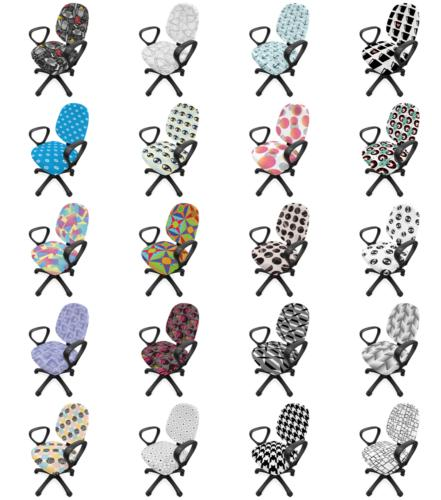 modern office chair slipcover protective stretch cover