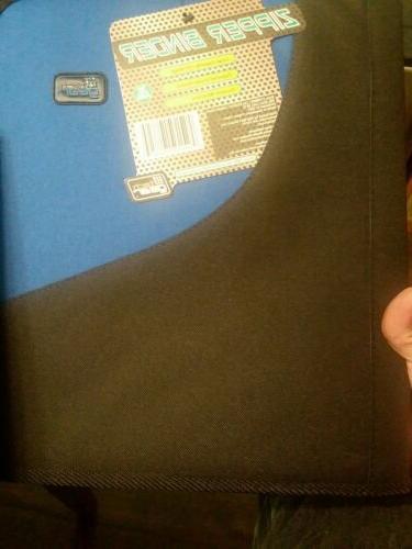 new zipper binders 1 5 3 rings