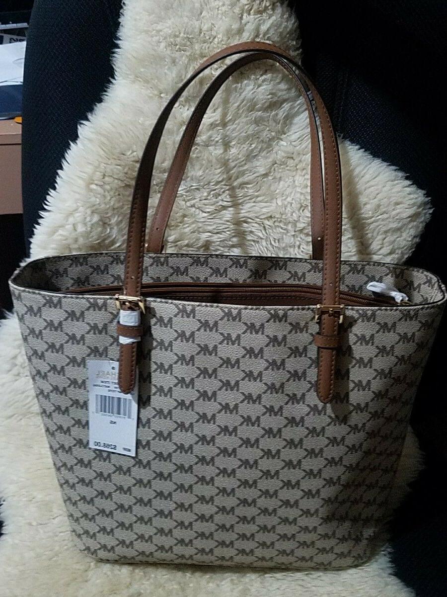 NWT Michael MK Large Handbag Tablet Purse Bag$268