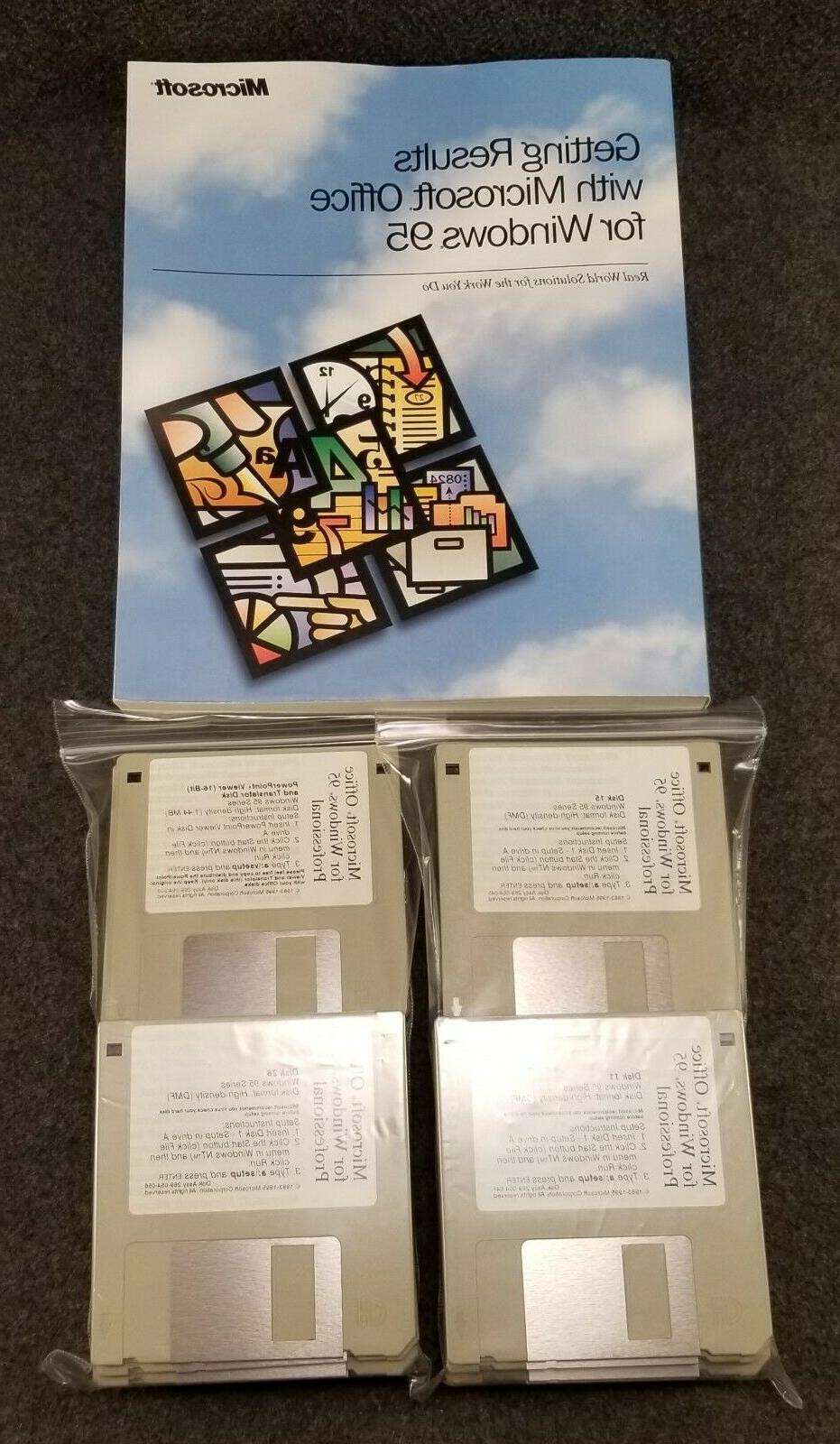 Office Designed Windows 95 Below