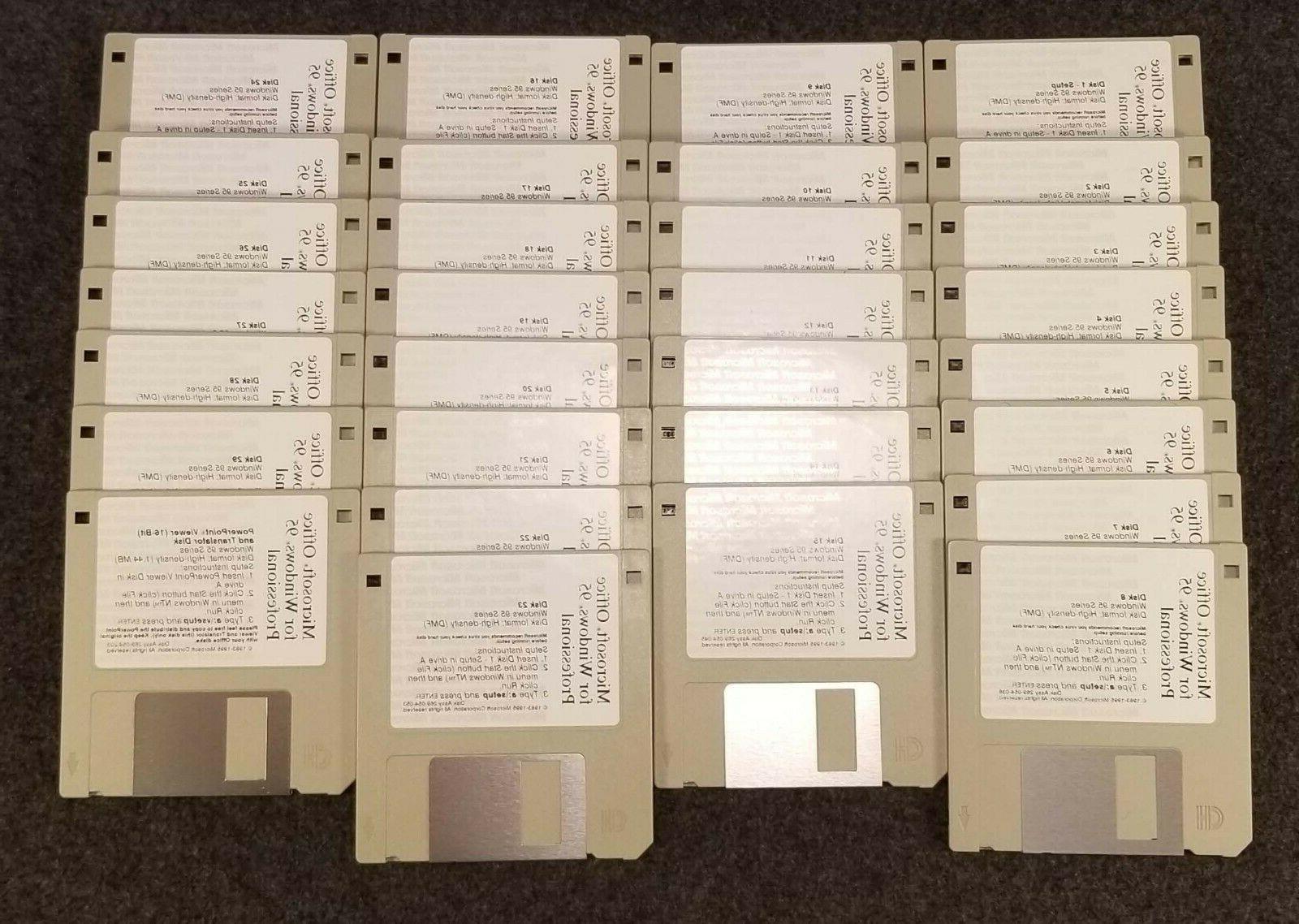 Rare Tech Microsoft Office Designed Windows - Below