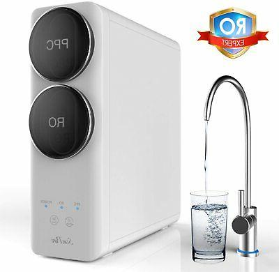 SimPure Reverse Osmosis Under Sink Water TDS Reduction