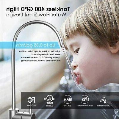 SimPure Osmosis Sink Water TDS Tech