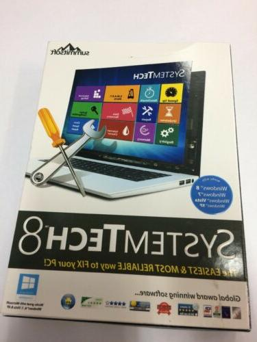 system tech 8 software disc download systemtech