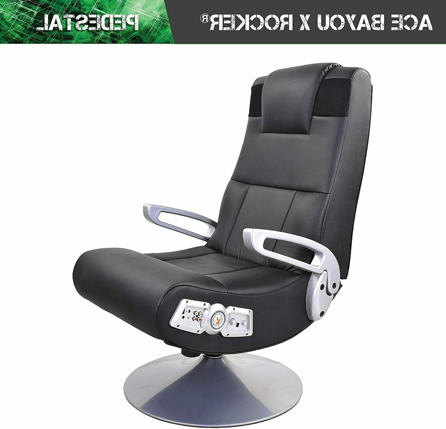 X SE 2.1 Black High Video Gaming Chair