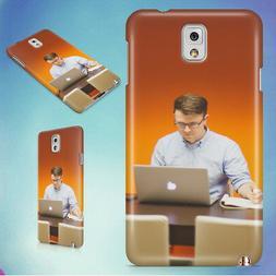 MAN DESK OFFICE TECH HARD CASE FOR SAMSUNG GALAXY PHONES