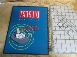 Dilbert Meeting Book Exceeding Tech Limits - blank never use