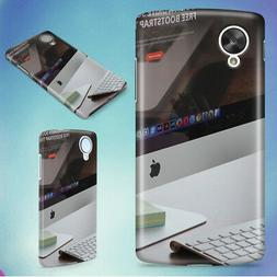 OFFICE COMPUTER TECH HARD BACK CASE COVER FOR NEXUS PHONES