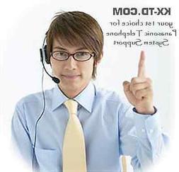 kx ncp1000 tech support