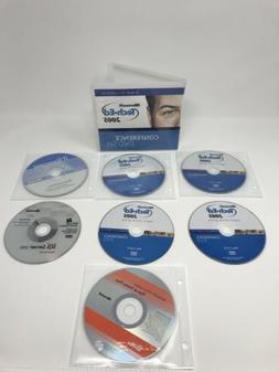 Microsoft Tech Ed 2005 Conference DVD Set-SQL Server Readine