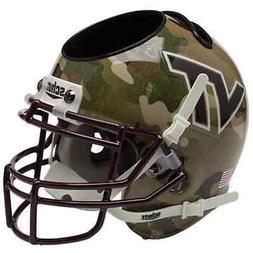 VIRGINIA TECH HOKIES Football Helmet OFFICE PEN/PENCIL/BUSIN